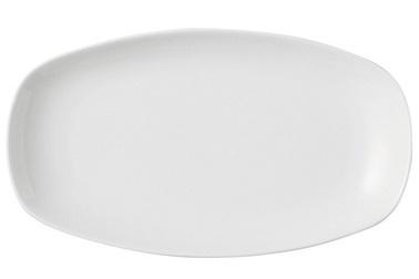 Porland Lebon Beyaz Kayık Tabak 19 Cm Renkli
